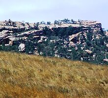 Devil Peak, Quorn South Australia #2 by marvynmc