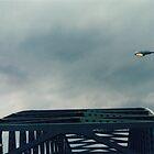 Sky Bridge by merbelle