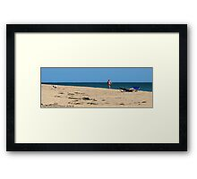 #503   The Warmth Of The Sun Framed Print