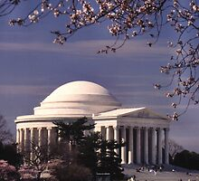 Jefferson Memorial 2 by Kenshots