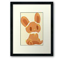 Fanta Bunny Framed Print