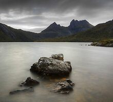 Dove Lake  Dreaming by Robert Armitage