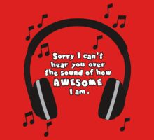 Sound of Awesome Kids Clothes