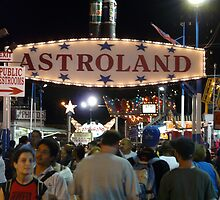 ASTROLAND'S FINAL HURRAH by KENDALL EUTEMEY