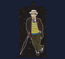 Seventh Doctor and The TARDIS Kids Clothes