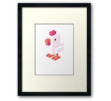 Crossy road Framed Print