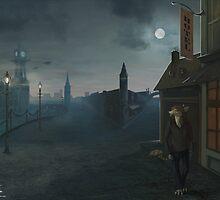 The District sleeps alone tonight by tatiilange