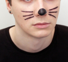 Dan Howell Twitter Icon Sticker