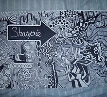 Sharpie by l87bkv