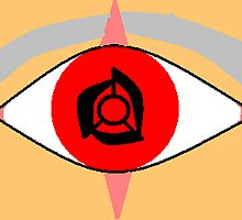 Kakashi's Sharingan by tacticaldude000
