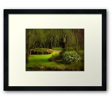 Enticement . . . Framed Print