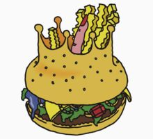 KING'S BURGER by RADIOBOY by radioboy