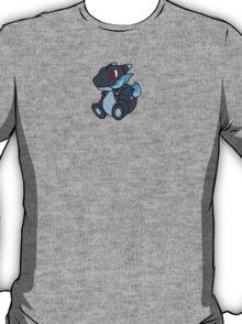 Pokedoll Art Mega Charizard X T-Shirt