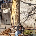 Lonely Man by Ron Finkel
