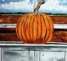 It's the Great Pumpkin  by WhiteDove Studio kj gordon