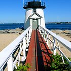 #512   Brant Point Lighthouse by MyInnereyeMike