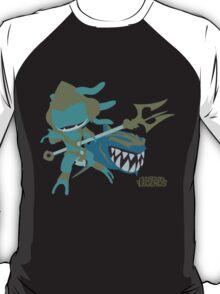 LoL | Minimalist Atlantean Fizz T-Shirt