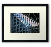 Seattle Public Library Framed Print