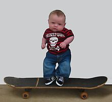 Sk8ter Boy by primalwound