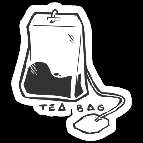 TEA BAG by Sven Leswell