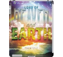 Lord of Heaven and Earth iPad Case/Skin