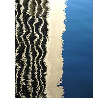 Water Reflection 4 Photographic Print