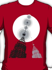Towers of Asia T-shirt T-Shirt