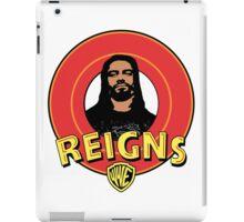 Looney Reigns (Logo) iPad Case/Skin