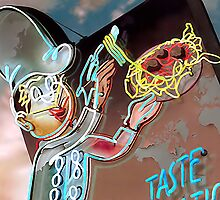 Taste the Nation by Van Cordle