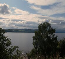 Across The Loch by pat oubridge