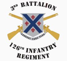 3rd Battalion 126th Infantry Regiment by VeteranGraphics