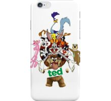 LOONEY-TEDS iPhone Case/Skin