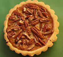 Pecan pie by Vanessa Pike-Russell