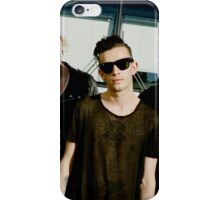 the 1975 vintage poster iPhone Case/Skin