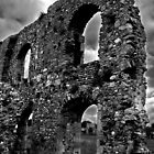 here there be ruins! by Di Dowsett