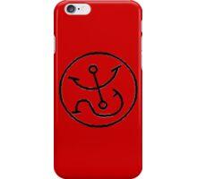 Symbol of Power- Asarualim iPhone Case/Skin