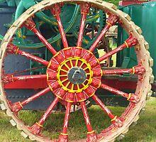 wheel by lisaj