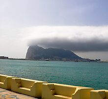The Rock  by David Roberts