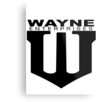 Wayne Enterprises Employee - Dawn of Justice Metal Print