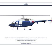 Bell 206 Italy 2 by Claveworks