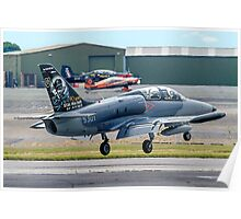 Aero L-39CM Atbatros 5301 Poster
