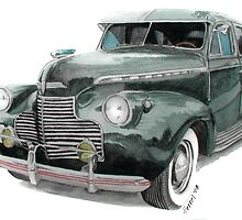 41 Chevy by ferrel cordle