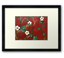 Strawberry Fields Framed Print
