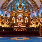 Notre Dame de Montreal I by Stefan Chirila