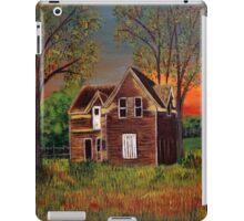 Old Farmhouse iPad Case/Skin