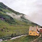 Scandinavian Farmhouse by JessPeterson