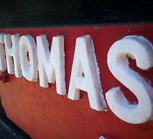 thomas by byronC