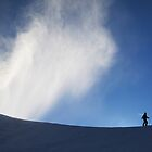 Zermatt Skier by Luke Martin