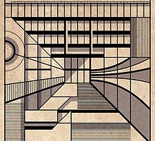 Birmingham Central Library by Brumhaus