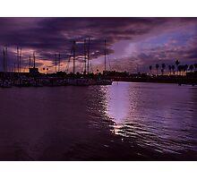 Corpus Christi Sunset- Texas Photographic Print